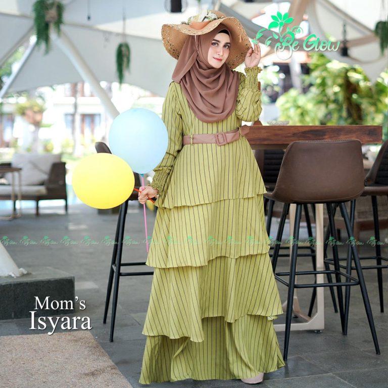 Isyara Dress Lime