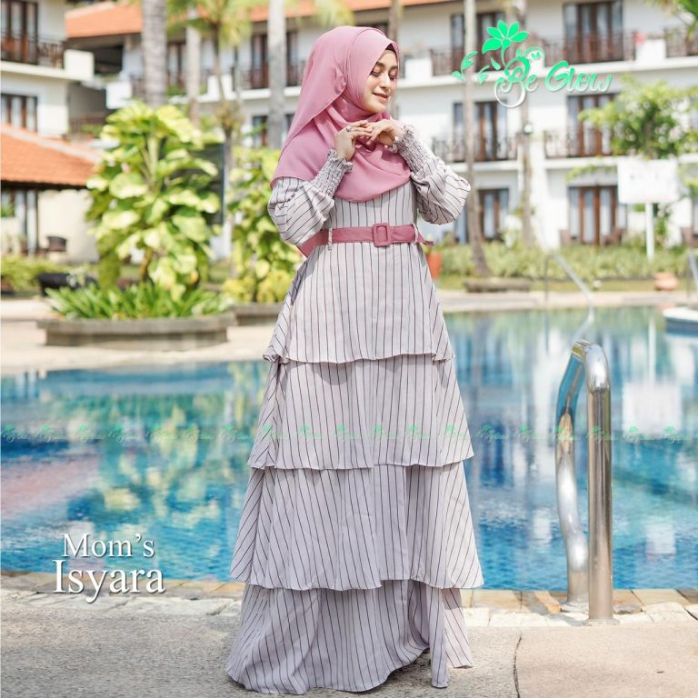 Isyara Dress White