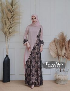 Mafaza Set Warna Black