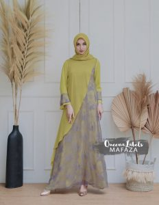 Mafaza Set Warna Lime