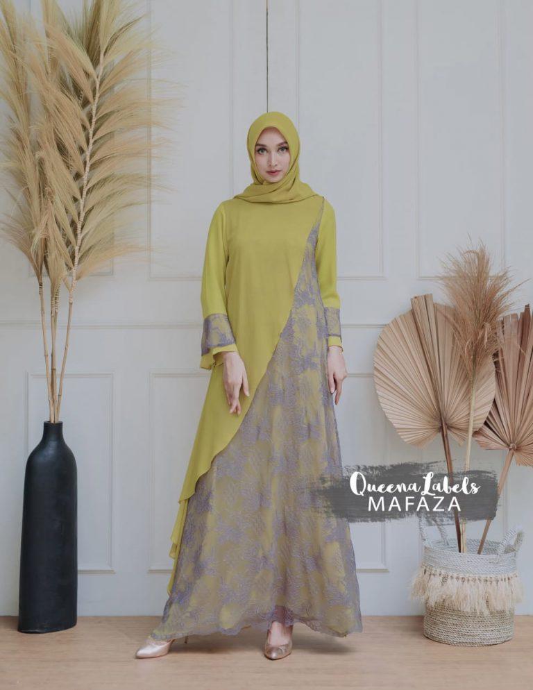 Mafaza Set Warna Lime