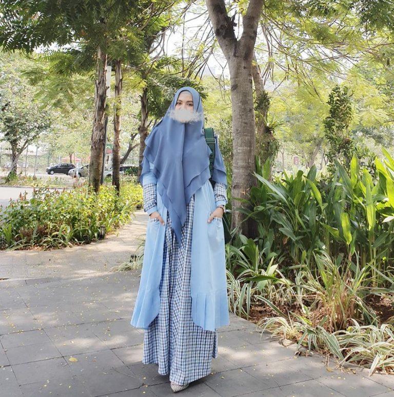 Melody Syar'i Blue