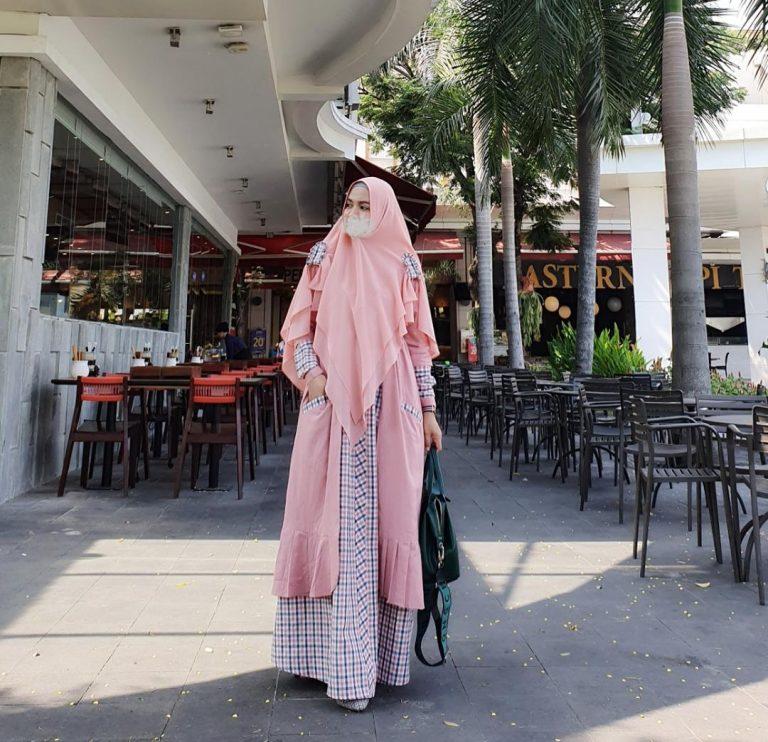Melody Syar'i Pink