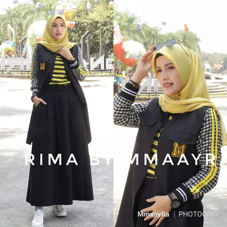 Rima Set Black Yellow