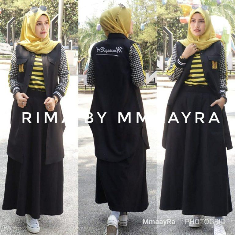 Rima Set Black Yellow