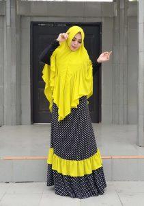 Shakira Syar'i Warna Yellow