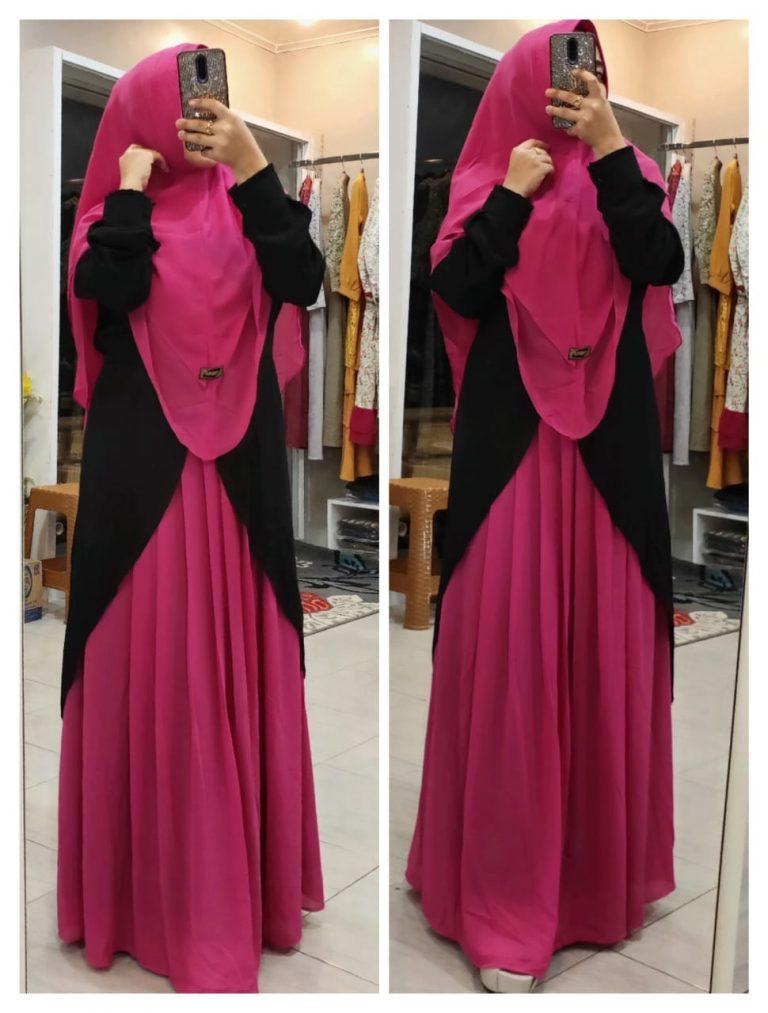 syahidah pink