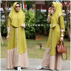 Totsukawa Vol 2 Warna Lime