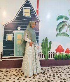 Jameela Syar'i Warna Tosca