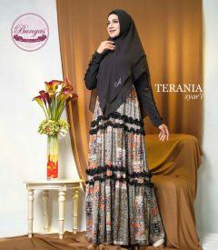 Terania Syar'i Warna Black