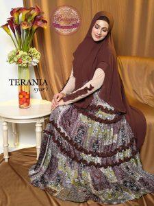 Terania Syar'i Warna Brown
