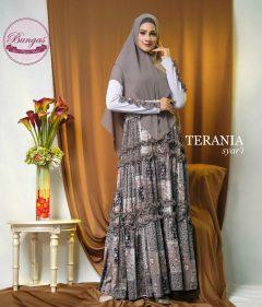 Terania Syar'i Warna Dim Grey