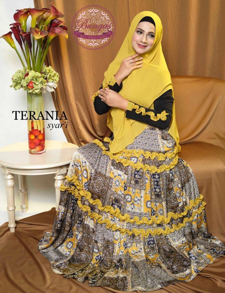 Terania Syar'i Warna Yellow