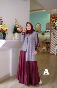 Alzera Dress Kode A