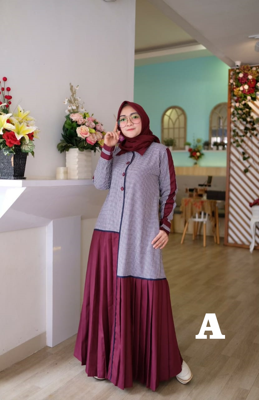 Alzera Dress Kode A