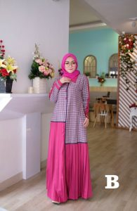 Alzera Dress Kode B