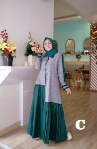 Alzera Dress Kode C