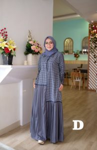 Alzera Dress Kode D