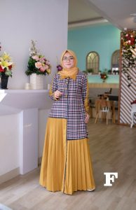 Alzera Dress Kode F