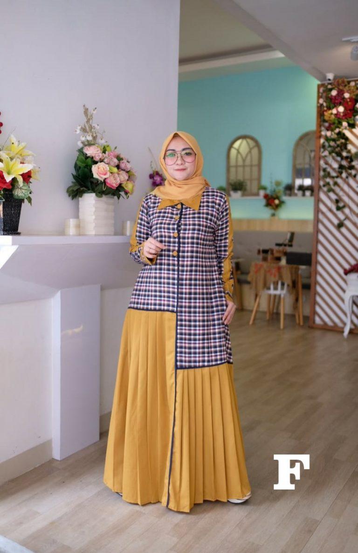 Alzera Dress Kode F