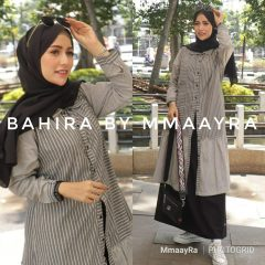 Bahira Set Rok Warna Black