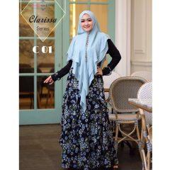 Clarisa Series Dress Kode C01