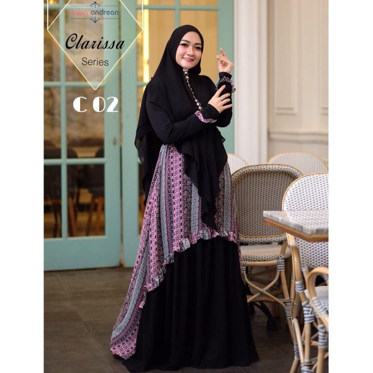 Clarisa Series Dress Kode C02