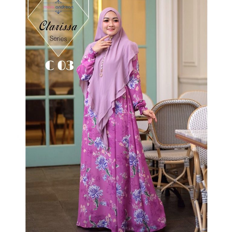 Clarisa Series Dress Kode C03