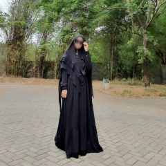 Shafiyah Syar'i Warna Black