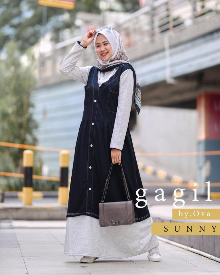 Sunny Dress Warna Black