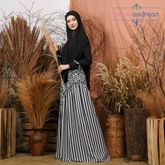 Anaya Dress Warna Black