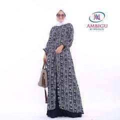 Eminara Warna Navy Blue