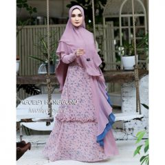 Ivanka Syari 3 Warna Purple