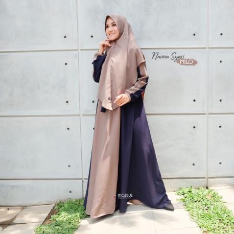 Naima Dress Warna Milo