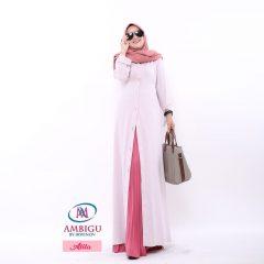 Alila Set Warna Blush Pink