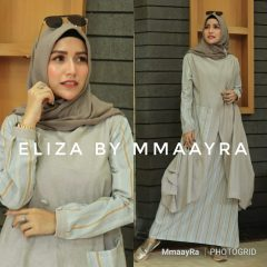 Eliza Set Warna Cream