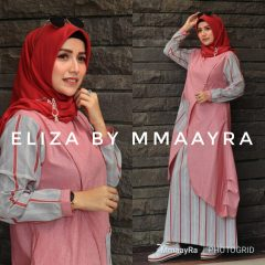Eliza Set Warna Red