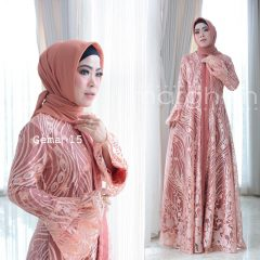 Gema 15 Dress Warna Salem