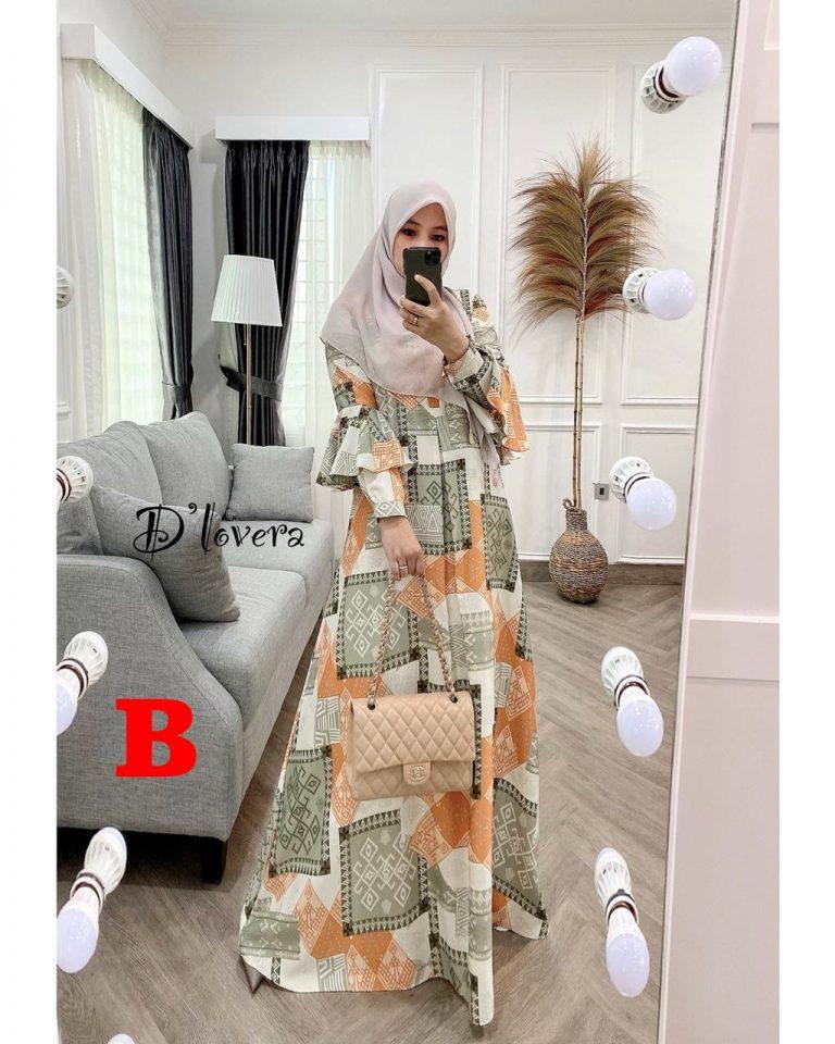 Janna Dress Kode B