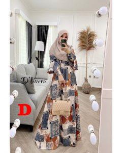 Janna Dress Kode D