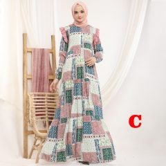 Kayla Dress Kode C