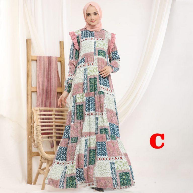 Kayla Dress Kode C