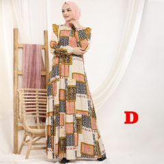 Kayla Dress Kode D