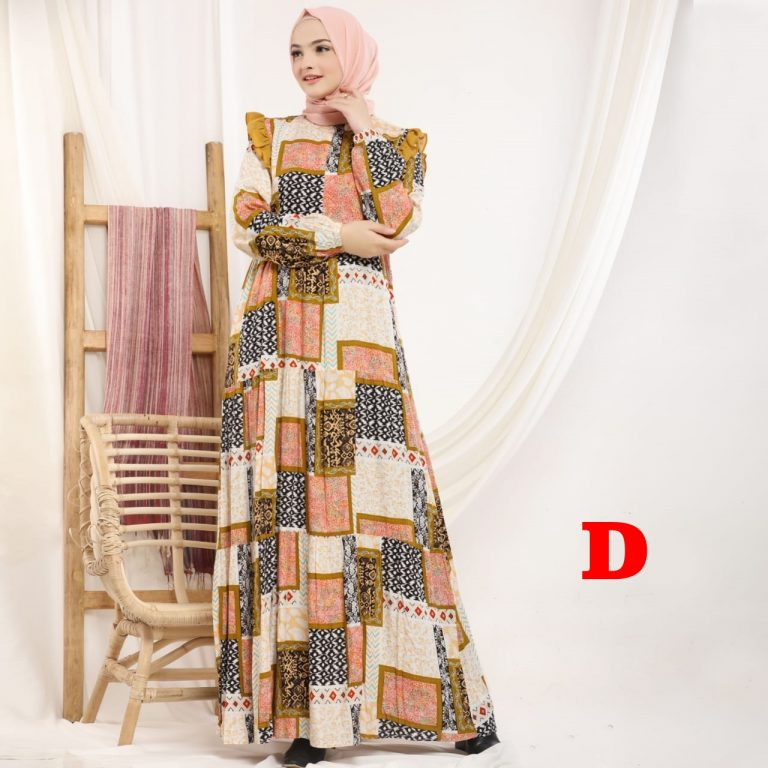 Kayla Dress Kode D