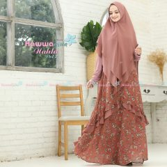 Nahla Vol 2 Warna Brown
