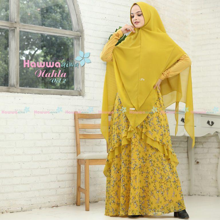 Nahla Vol 2 Warna Yellow