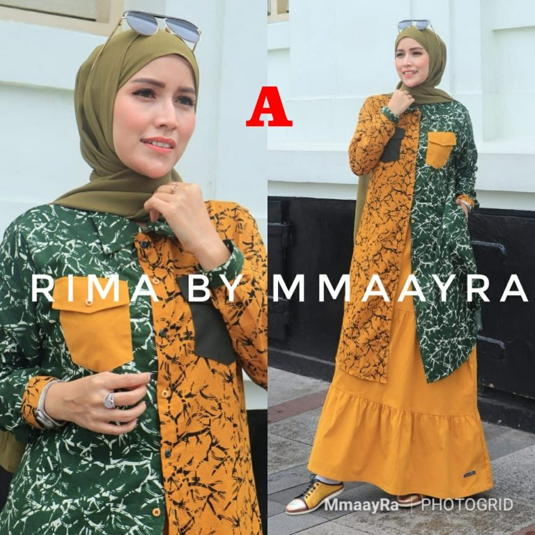 Rima Set New Kode A