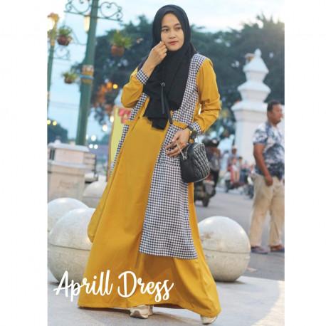 April Dress By Neo