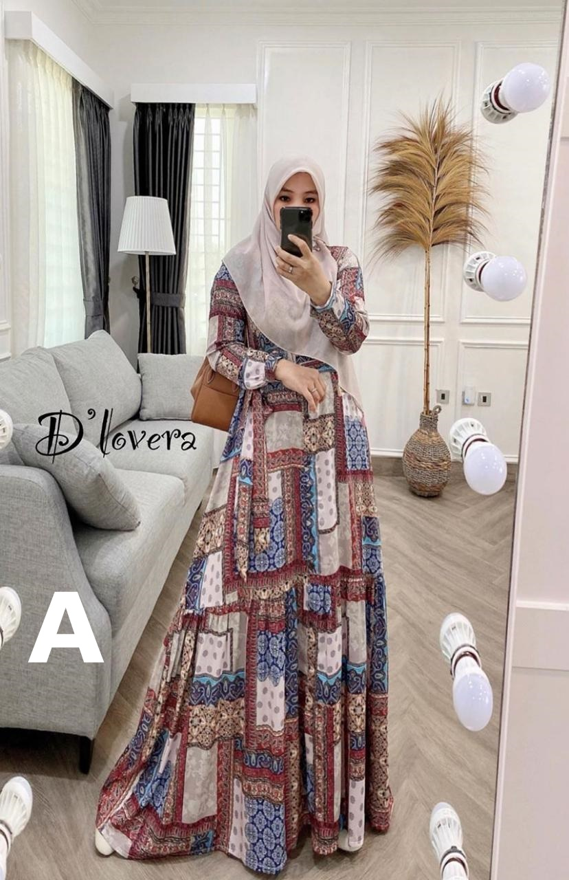 Carissa Dress Kode A