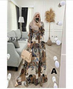 Dalimo Dress Kode A